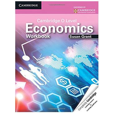 Cambridge O Level Economics Workbook - ISBN 9781107612365