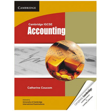 Cambridge IGCSE Accounting Coursebook - ISBN 9781107625327
