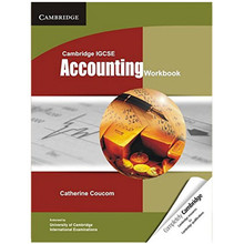 Cambridge IGCSE Accounting Workbook - ISBN 9781107662018
