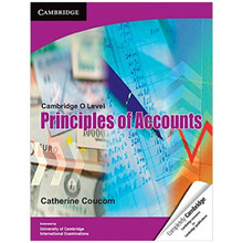 O Level Principles of Accounts Coursebook - ISBN 9781107604780