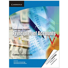 O Level Principles of Accounts Workbook - ISBN 9781107604797