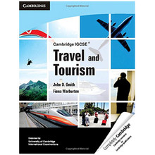 Cambridge International IGCSE Travel and Tourism Coursebook - ISBN 9780521149228