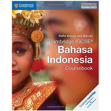 IGCSE Bahasa Indonesia Student Book - ISBN 9781316600054