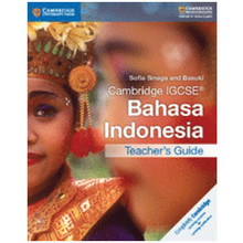 IGCSE Bahasa Indonesia Teacher's Guide - ISBN 9781316600092