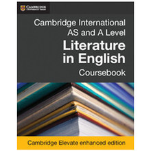 Cambridge International AS and A Level Literature in English Cambridge Elevate - ISBN 9781107688407
