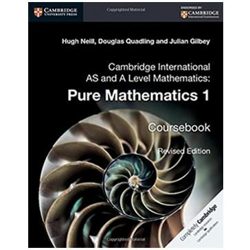 Cambridge International Advanced Level Pure Mathematics
