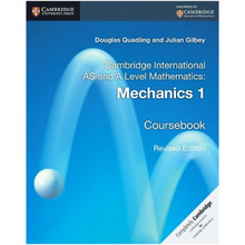 Cambridge International AS and A Level Mathematics: Mechanics 1 Revised Edition Elevate (2 Years) - ISBN 9781316624951