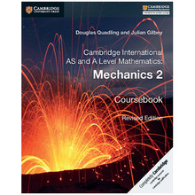 Cambridge International Advanced Mathematics Mechanics Coursebook 2 - ISBN 9781316600337