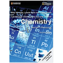 AS and A Level Chemistry Teacher's Resource & CD-ROM (2nd Edition) - ISBN 9781107677708