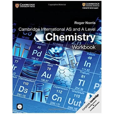 Cambridge International AS and A Level Chemistry Workbook - ISBN 9781316600627