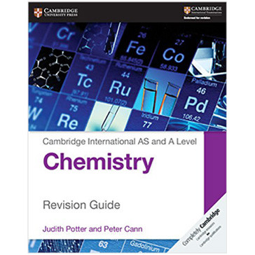 Cambridge International AS and A Level Chemistry Revision Guide - ISBN 9781107616653