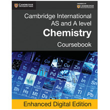 AS and A Level Chemistry Cambridge Elevate Enhanced Edition - ISBN 9781107773653