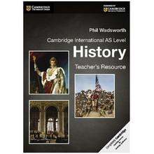 Cambridge International AS Level History Teacher's Resource CD-ROM - ISBN 9781107638600