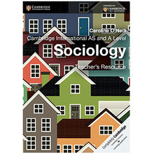 Cambridge AS and A Level Sociology Teacher's Resource CD-ROM - ISBN 9781107414600