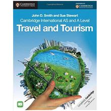 Cambridge International AS and A Level Travel and Tourism Coursebook - ISBN 9781107664722
