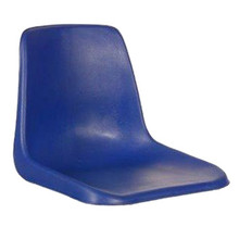REPLACEMENT SEATS for Colour Polyshell Chairs in Virgin Plastic