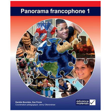 Cambridge International Panorama Francophone 1 Livre de l'élève - ISBN 9780956543189