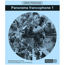 Cambridge International Panorama Francophone 1 Cahier d'exercises (pack of 5) - ISBN 9780992705626