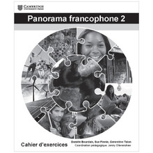 Panorama Francophone 2 Cahier d'exercises (Pack of 5) - ISBN 9781107572690