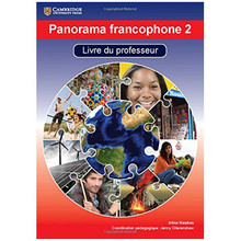Cambridge International Panorama Francophone 2 Livre du Professeur - ISBN 9781107577053