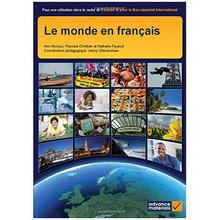 Le Monde en Franais Livre de l'eleve - ISBN 9780955926594