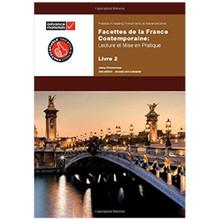 Facettes de la France Contemporaine: Lecture et Mise en Pratique: Livre 2 - ISBN 9780956543158