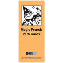 Cambridge International Magic French Verb Cards Flashcards - ISBN 9780954769536