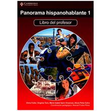 Panorama Hispanohablante 1 Libro del Profesor - ISBN 9781107572881