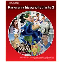 Panorama Hispanohablante 2 Libro del Alumno - ISBN 9781316504185