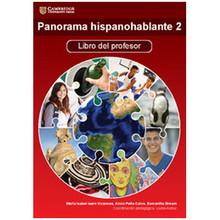 Panorama Hispanohablante 2 Libro del Profesor - ISBN 9781316504253