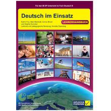 Deutsch im Einsatz Lehrerhandbuch Teacher's Book - ISBN 9780956543172