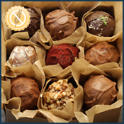 against-the-grain gluten free truffle assortment