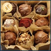 against-the-grain gluten free truffle assortment