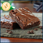 square one gluten free brownie