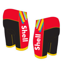 SHELL CYCLING SHORTS