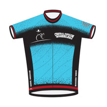 COW -- Short Sleeve Jersey -- Aqua