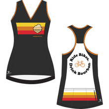 BOURBON COUNTRY BURN -- RACERBACK JERSEY