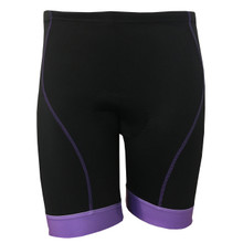 INFERNO PURPLE -- WOMEN'S CYCLING SHORTS