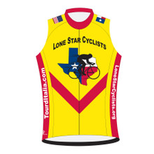 LSC BIKE JERSEY - SLEEVELESS