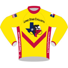 LSC BIKE JERSEY - LONG SLEEVE
