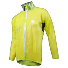 CHIARO YELLOW ALL WEATHER JACKET