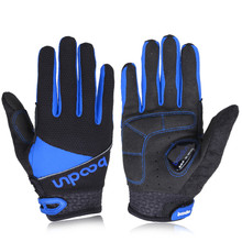 tempest full finger bike gloves