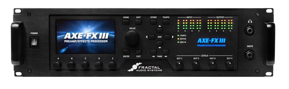 Fractal Audio Axe-FX III