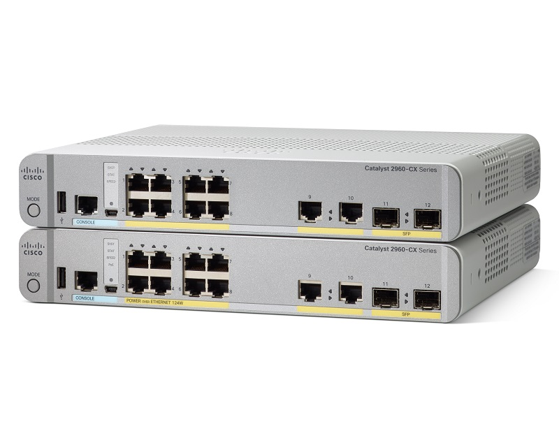 Cisco 2960cx