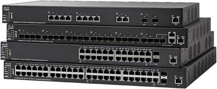 cisco 350x switch