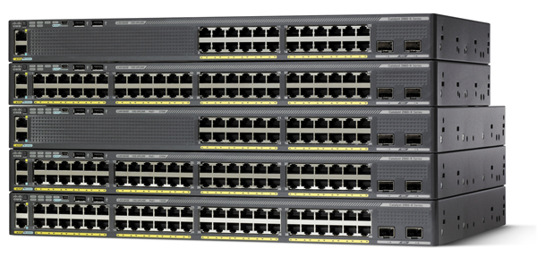 cisco 2960xr