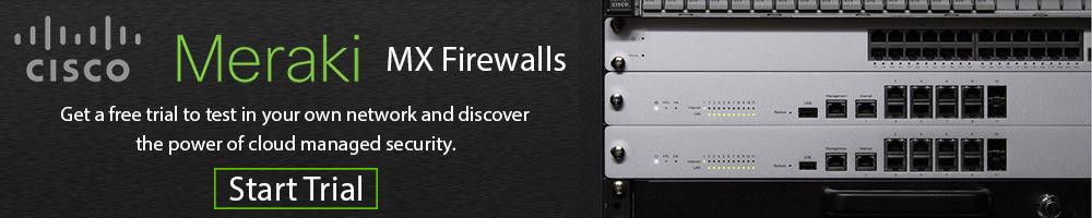 meraki firewall