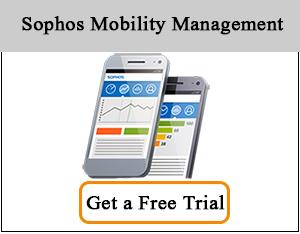 sophos mobility management