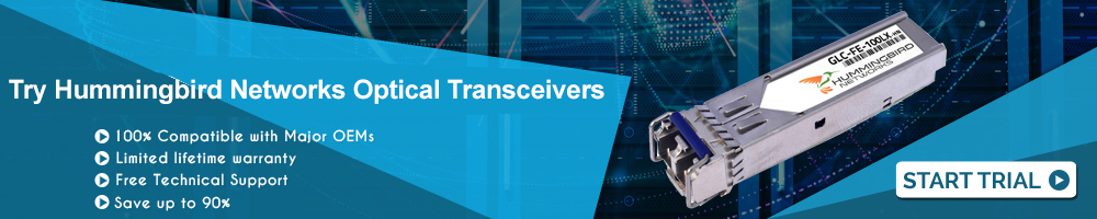 optical transceivers free trial