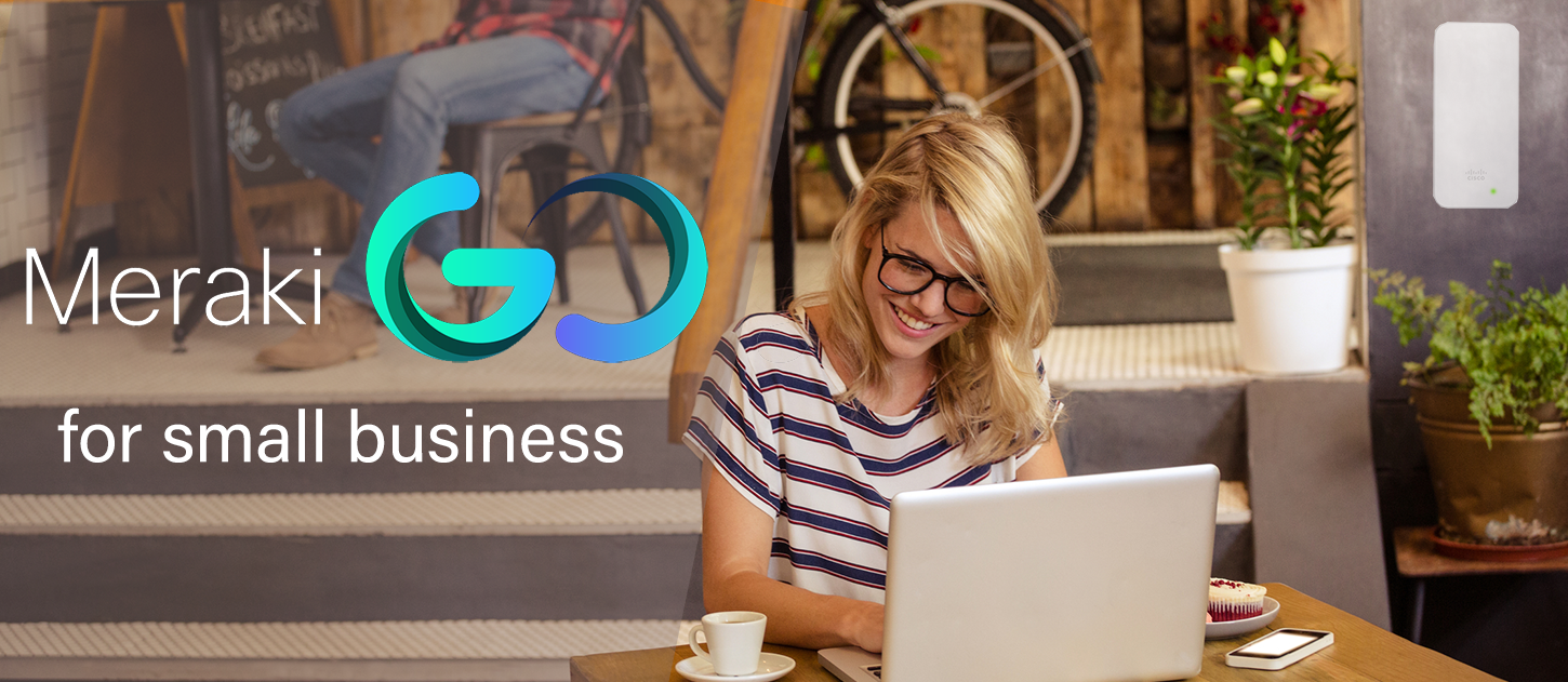 meraki go for small business